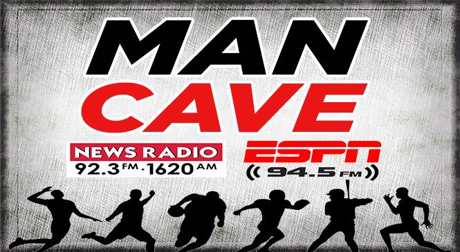 Man Cave 2018